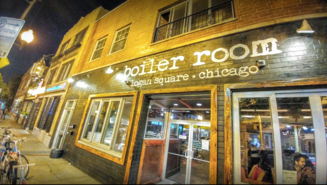 boiler room chicago